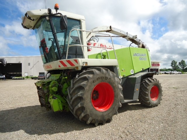 2005 Claas 900 Forage Harvester-Self Propelled For Sale