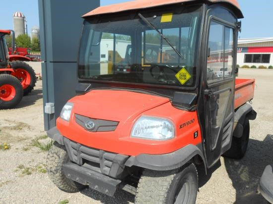2006 Kubota 900G-H Utility Vehicle For Sale