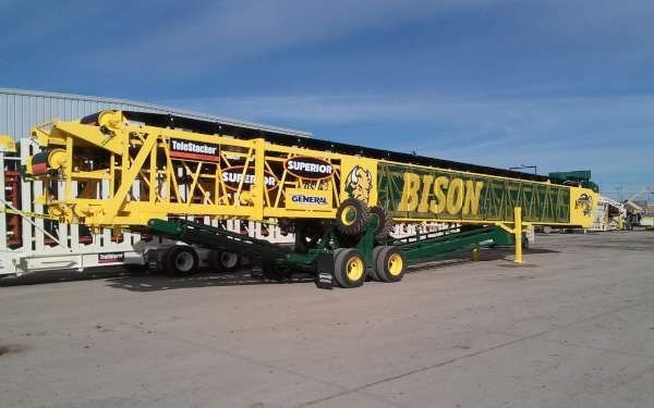 2016 Superior 36X150TSFD Conveyor - Stacking For Sale