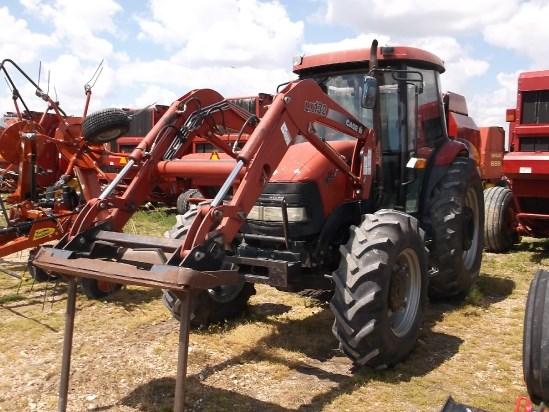 2007 Case IH JX95 Tractor For Sale