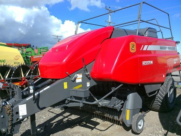 2014 Massey Ferguson 2270 Baler-Square For Sale