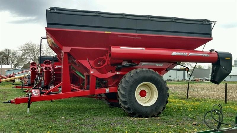 2015 Brent 1082 Grain Cart For Sale