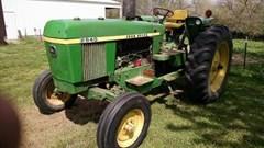 Tractor For Sale:  1980 John Deere 2840