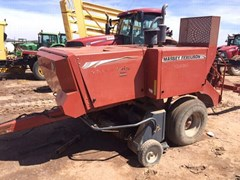Baler-Square For Sale:  2007 Hesston 1843S