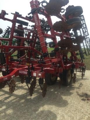 Salford I1131 Vertical Tillage For Sale