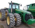 Tractor For Sale: 2005 John Deere 8520, 255 HP