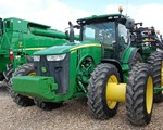 Tractor For Sale: 2013 John Deere 8360R, 360 HP