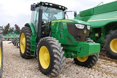 Tractor For Sale 2013 John Deere 6170R , 170 HP
