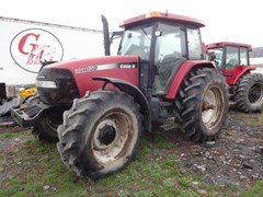 Tractor For Sale 2003 Case IH MXM130 , 105 HP