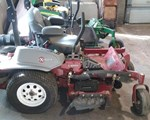 Riding Mower For Sale: 2013 Exmark Lazer S, 27 HP