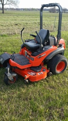 Riding Mower For Sale 2009 Kubota ZD-323-60 , 23 HP