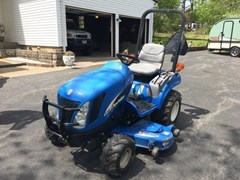 Tractor For Sale:  2004 New Holland TZ24DA , 24 HP