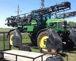 Sprayer-Self Propelled For Sale: 2002 John Deere 4710