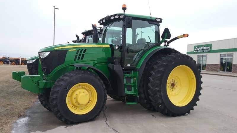 John Deere 6210R Tractor For Sale