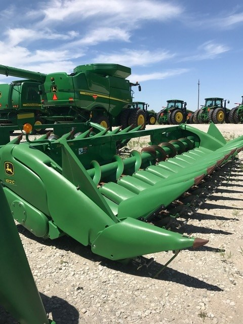 John Deere 612C Header-Corn For Sale