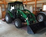 Tractor For Sale: 2010 Montana 4384C