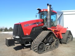 Tractor For Sale 2008 Case IH Steiger 435 , 435 HP