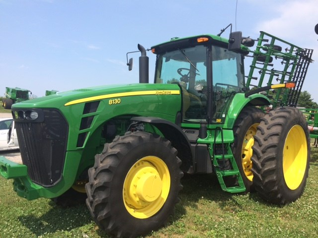2007 John Deere 8130 Tractor For Sale