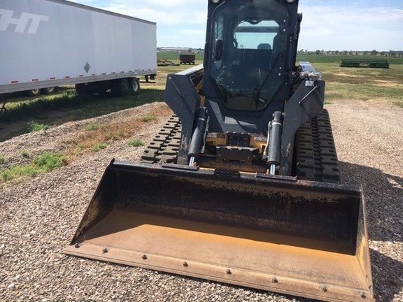 2014 John Deere 333E Skid Steer-Track For Sale