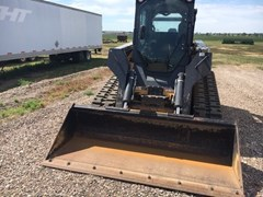 Skid Steer-Track For Sale:  2014 John Deere 333E