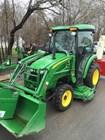 Tractor For Sale:  2010 John Deere 3720 , 44 HP