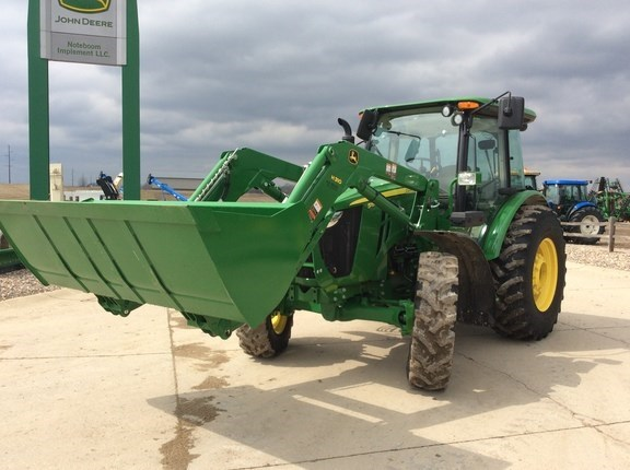 2014 John Deere 5115M Tractor For Sale
