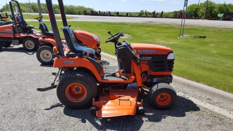 2005 Kubota BX2230 Tractor - Compact For Sale