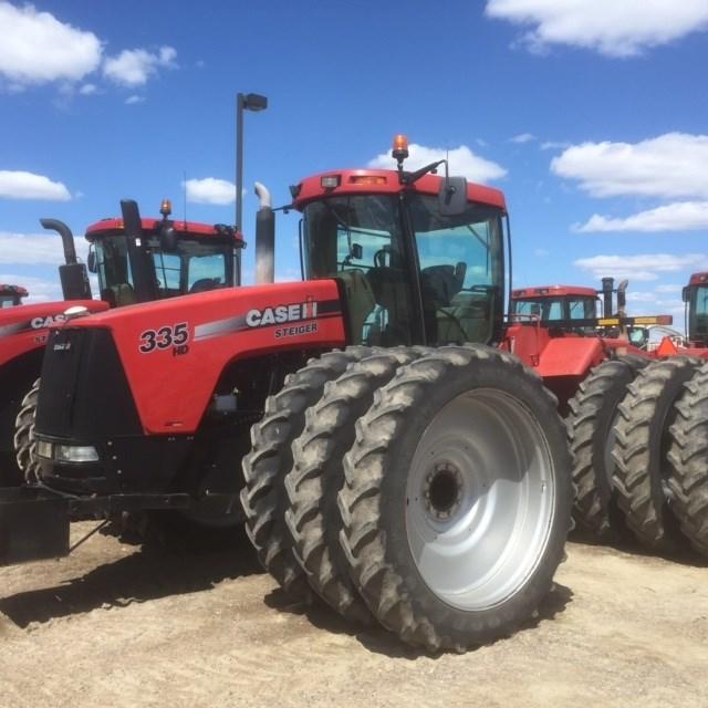 2009 Case IH 335 STEIG Tractor For Sale