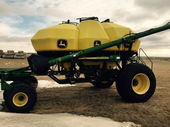 2009 John Deere 1895 Air Drill For Sale