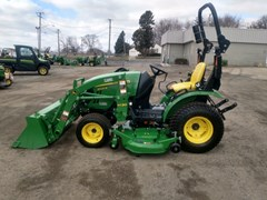 Tractor - Compact For Sale 2016 John Deere 2025R , 25 HP