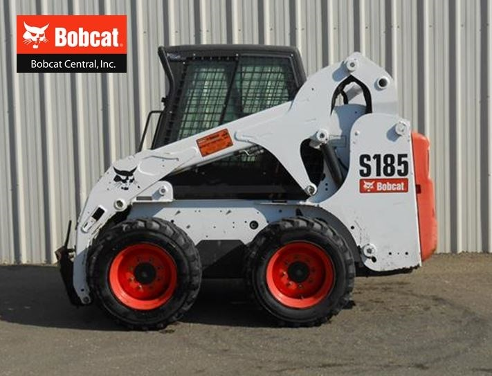 2012 Bobcat S185 Skid Steer For Sale