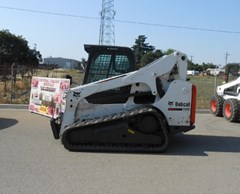 Skid Steer-Track For Sale:  2011 Bobcat T750 , 92 HP