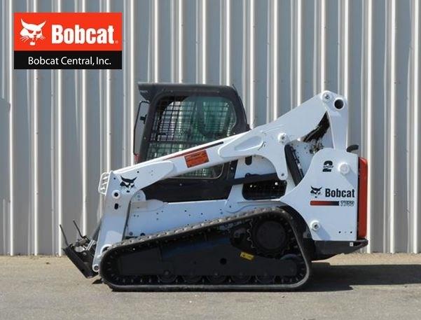 2014 Bobcat T750 Skid Steer-Track For Sale