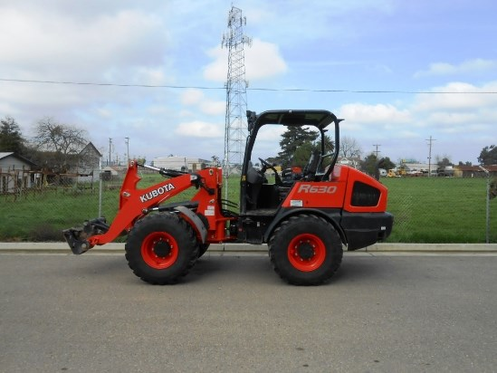 2015 Kubota R630R41 Wheel Loader For Sale