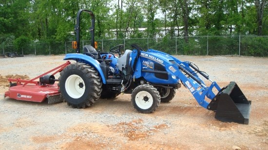 2015 New Holland BOOMER 33 Tractor - Compact