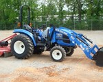 Tractor - Compact : 2015 New Holland BOOMER 33, 26 HP