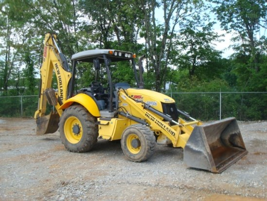 2012 New Holland B95C Loader Backhoe