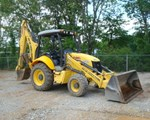 Loader Backhoe : 2012 New Holland B95C