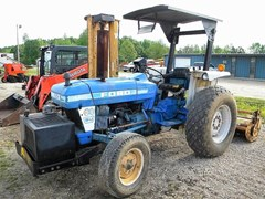 Tractor For Sale:  1985 Ford 4610SU , 63 HP