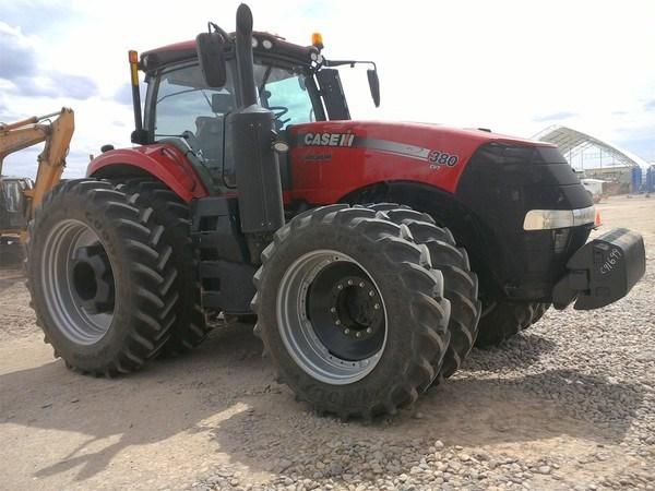 2015 Case IH MAGNUM 380 CVT Tractor For Sale