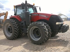 Tractor For Sale 2015 Case IH MAGNUM 380 CVT , 345 HP