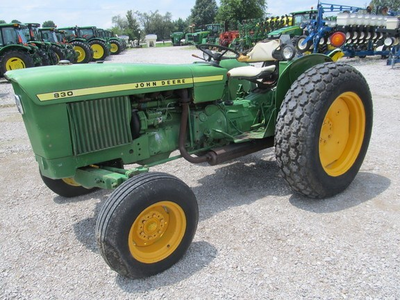 1974 John Deere 830 Tractor For Sale