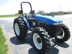 Tractor For Sale:  2004 New Holland TN65S , 65 HP