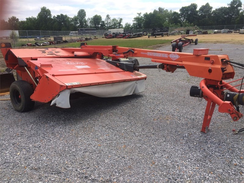 Kuhn FC303GL Mower Conditioner For Sale