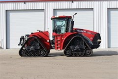 Tractor For Sale 2012 Case IH STEIGER 400 ROWTRAC , 400 HP