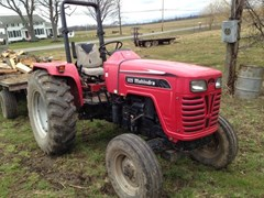 Tractor For Sale 2010 Mahindra 6525 , 62 HP