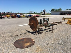 Misc. Ag For Sale:  Homemade Poly Pipe Roller