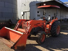 Tractor - Compact For Sale:  2006 Kubota L3130HST
