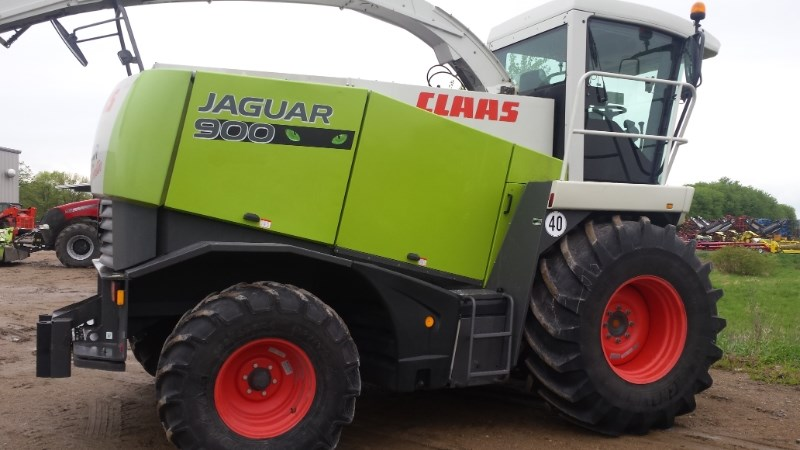 2007 Claas 900CC Forage Harvester-Self Propelled For Sale