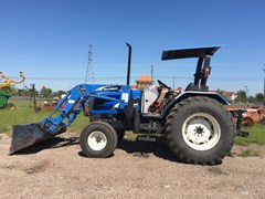 Tractor For Sale:  New Holland TL80A